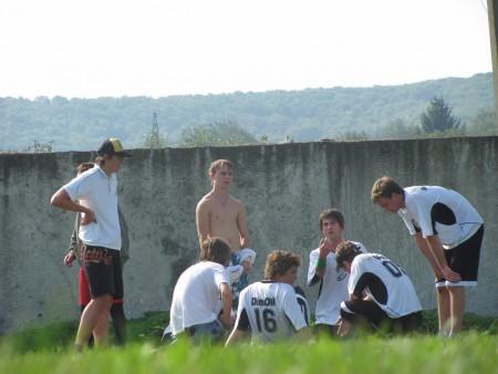 Команда Buffalo натурнире ОЧУ 2010 (ОД, 6/15)