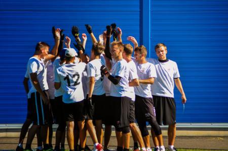 Команда Salaspils WT натурнире EUCR North O+W+X 2015 (ОД, 1/9)