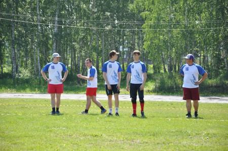 Команда Ice Guys натурнире Пески Сибири 2011 (ОД, 4/5)