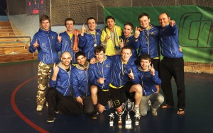 Команда Нова V606 натурнире ЗЧУ 2012 (ОД, 1/16)