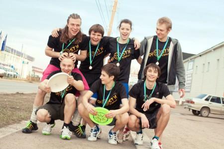 Команда Незваные Ghostи натурнире Spring Cup 2012 (ОД, 2/10)