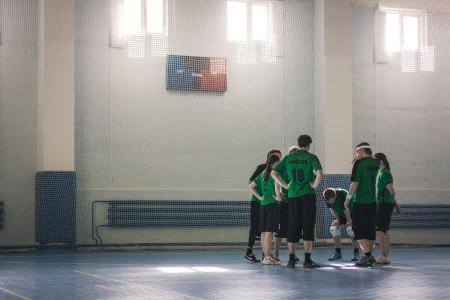 Команда ЧелOut натурнире Spring Cup 2012 (ОД, 7/10)