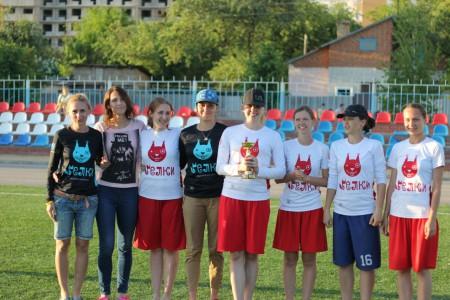 Команда Белки ЖД натурнире ОЛЧ 2015 — 1 этап (ОД, 6/6)