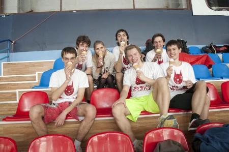 Команда Белки натурнире ЗЧУ 2012 (ОД, 15/16)