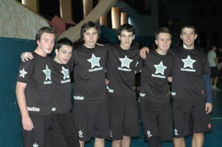 Команда За звездами натурнире Точка Отсчета 2009 (ОД, 2/11)