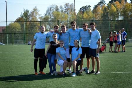 Команда ГУ Дубна натурнире Кубок Столетовых 2015 (ОД, 7/12)