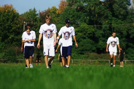 Команда Buffalo натурнире LeoMix Cup 2012 (Микс дивизион, 6/8)