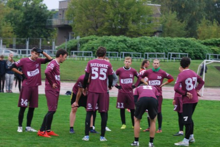 Команда Spin'n натурнире LUC 2015 (ОД, 4/7)