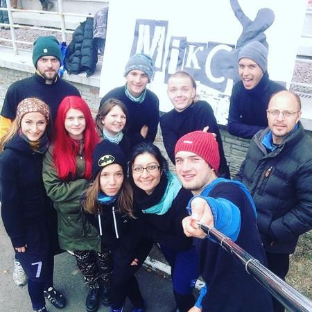 Команда Scouts натурнире МиксЧУ 2015 (Микс дивизион, 6/10)