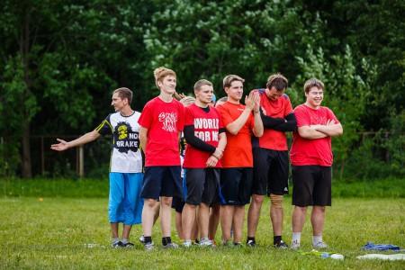 Команда Space Jam натурнире Кубок Сусанина 2014 (ОД, 1/6)