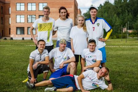 Команда Спектр натурнире Кубок Сусанина 2014 (ОД, 3/6)