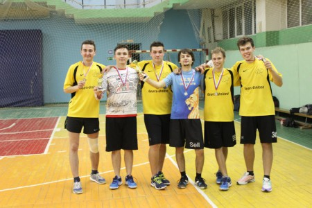 Команда Gears-United натурнире II Кубок Владимира 2015 (ОД, 2/8)
