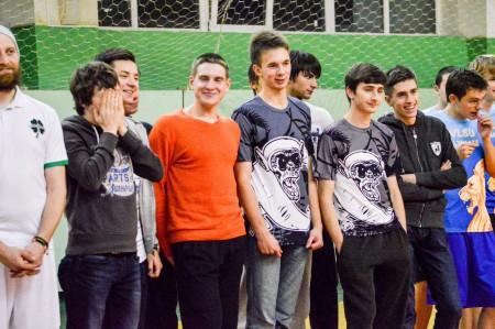 Команда Me & my monkey натурнире II Кубок Владимира 2015 (ОД, 3/8)