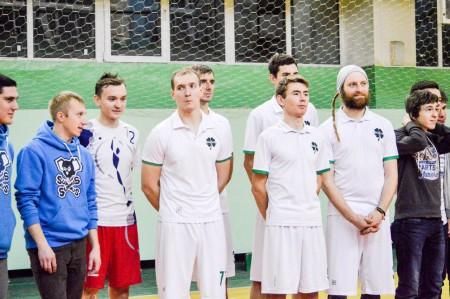 Команда LuckyGrass натурнире II Кубок Владимира 2015 (ОД, 1/8)