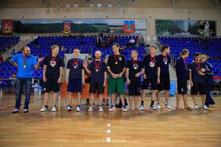 Команда RealFive натурнире ЗаПуск 2015 (ОД-1, 1/18)