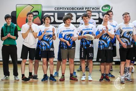 Команда Вышка-1 натурнире ЗаПуск 2015 (ОД-1, 18/18)