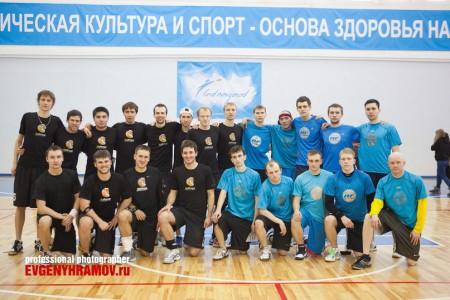 Команда Риал Файв натурнире Лорд Новгород 2013 (ОД, 2/28)