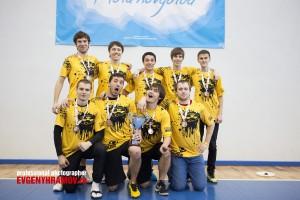 Команда ОксиДискО-238 натурнире Лорд Новгород 2013 (ОД, 3/28)