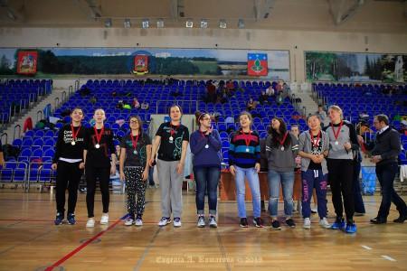 Команда SouthWest натурнире ЗаПуск 2015 (ЖД, 2/16)
