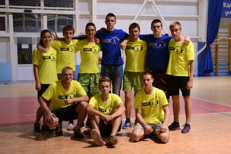 Команда Старт натурнире ОЛЧ 2015/16 — 1 этап (ОД, 6/8)