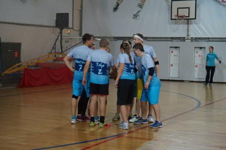 Команда SUNNY натурнире Миксомания 2015 (Микс дивизион, 13/14)