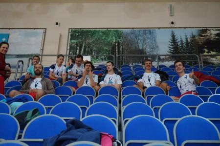 Команда ФряCrew натурнире Миксомания 2015 (Микс дивизион, 9/14)