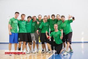 Команда Лаки Грасс натурнире Лорд Новгород 2013 (ОД, 8/28)