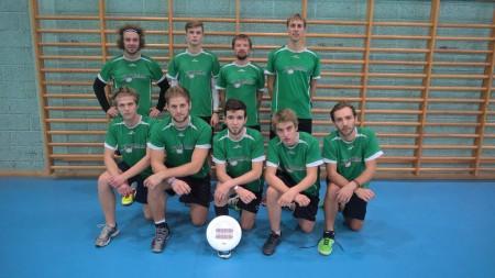 Команда Valmiera Open натурнире Rigas Rudens 2015 (ОД, 15-16/20)