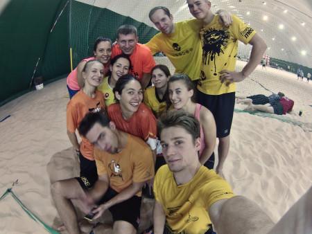Команда B4 - Мадам с изюмками натурнире ОАЗИС #5c (Микс дивизион, 6/8)