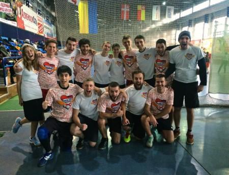 Команда Madcaps натурнире Lubart Ultimate Cup 2015 (ОД, 6/8)