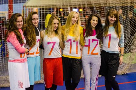 Команда Gamble натурнире Lubart Ultimate Cup 2015 (ЖД, 2/6)