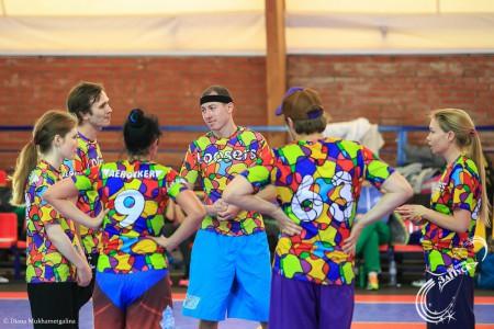 Команда Loosers натурнире ЗаПуск 2015 (ОД-2, 14/15)