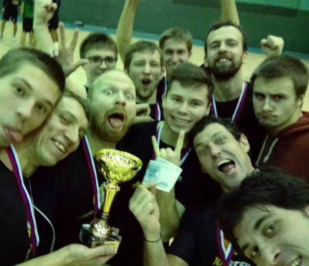 Команда ЮПитер натурнире Конституционный слет 2015 (ОД, 3/16)
