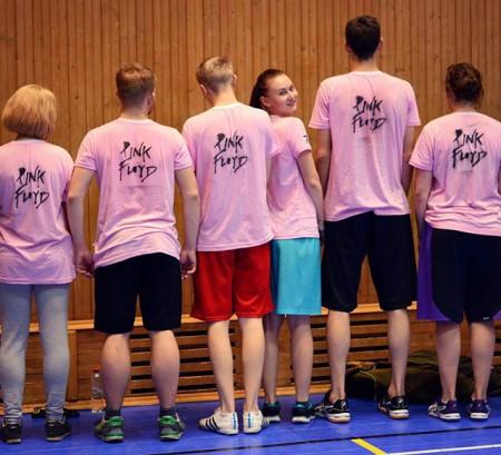 Команда Pink Floyd натурнире КАСКА 2015 (Микс дивизион, 5/16)