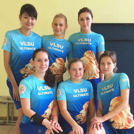 Команда Сборная ВлГУ натурнире Женская лига | IRONSIX | ЦР-1 (2 дивизион, 2/6)