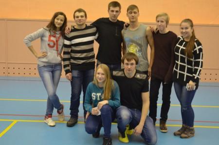Команда Space Jam натурнире ЯрМикст 2015 (Микс дивизион, 6/11)