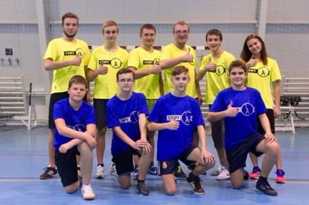 Команда Старт натурнире ОЛЧ 2015/16 — 2 этап (ОД, 4/6)
