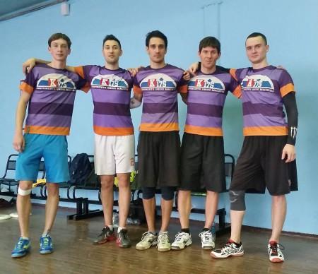 Команда K-175 натурнире Рождественский турнир 2016 (ОД, 7/16)