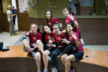 Команда Алтимат Альянс натурнире Рождественский турнир 2016 (ЖД, 4/8)