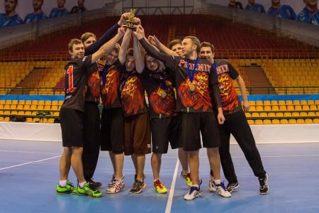 Команда Phoenix натурнире Winter Brest 2016 (ОД, 2/12)