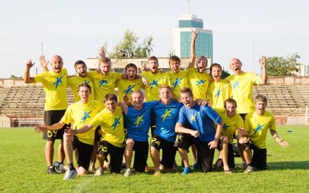 Команда Нова натурнире ОЧУ 2012 (ОД, 5/16)