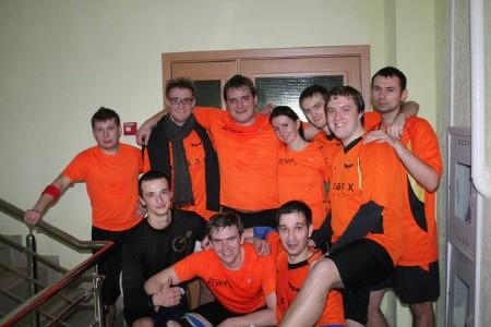 Команда Вермуть натурнире Минск 2011 (ОД, 16/16)