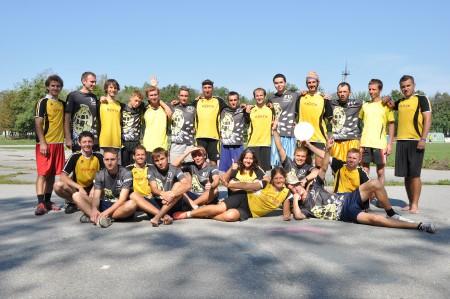 Команда Охота натурнире ОЧУ 2012 (ОД, 9/16)