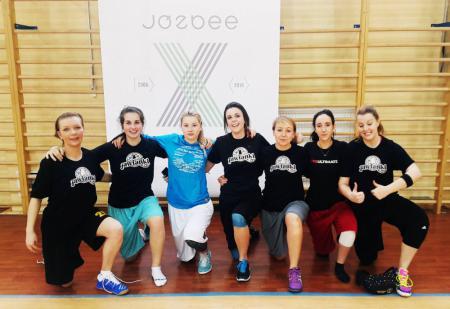 Команда QJAWIANKI натурнире Jozbee 2016 (ЖД, 9/10)