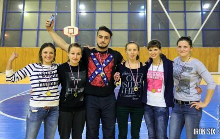 Команда Молодые натурнире Финал ЖЛ (Iron6) (ЖД, 1/13)