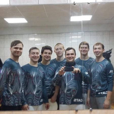Команда Йошкин Кэтс натурнире Лорд Новгород 2016 (ОД, 13/30)
