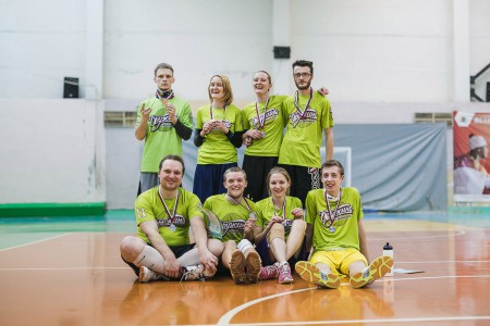 Команда Дружина натурнире Кубок Золотого Кольца 2016 (ОД, 2/8)