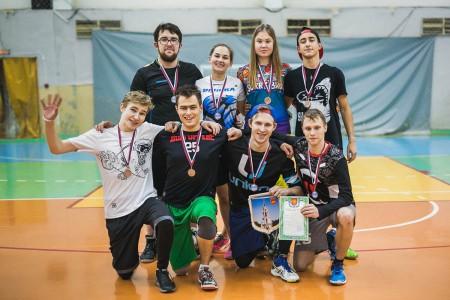 Команда SorryMam натурнире Кубок Золотого Кольца 2016 (ОД, 3/8)