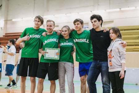 Команда RagDoll натурнире Кубок Золотого Кольца 2016 (ОД, 4/8)