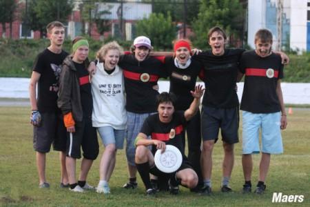 Команда Корсары натурнире Panaehalo 2009 (ОД, 2/5)